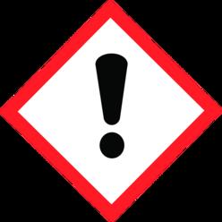 Piktogramm Ausrufezeichen