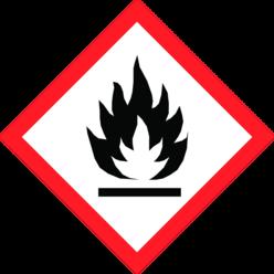 Piktogramm Flamme