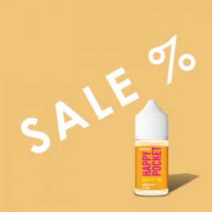 HappyPocket Apricot Pie 20 ml