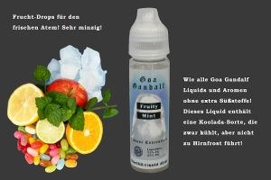 Fruity Mint Shortfill 40 ml