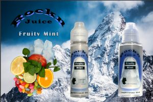 Rockn Juice Fruity Mint Longfill 30 ml