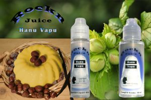 Rockn Juice Hanu Vapu Shortfill 40 ml