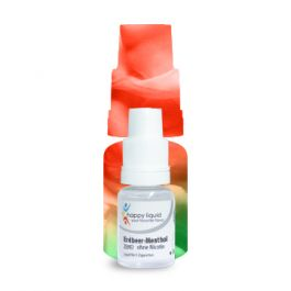Erdbeer-Menthol Liquid (PG)