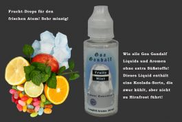 Fruity Mint Longfill 30 ml