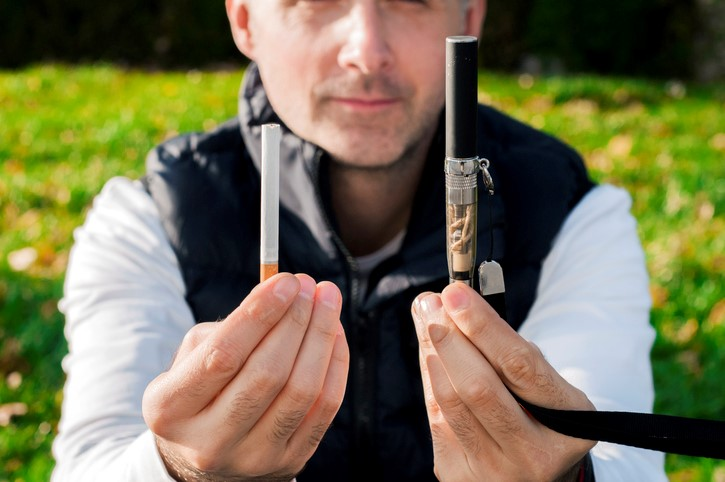 Kostren Dampfen Rauchen