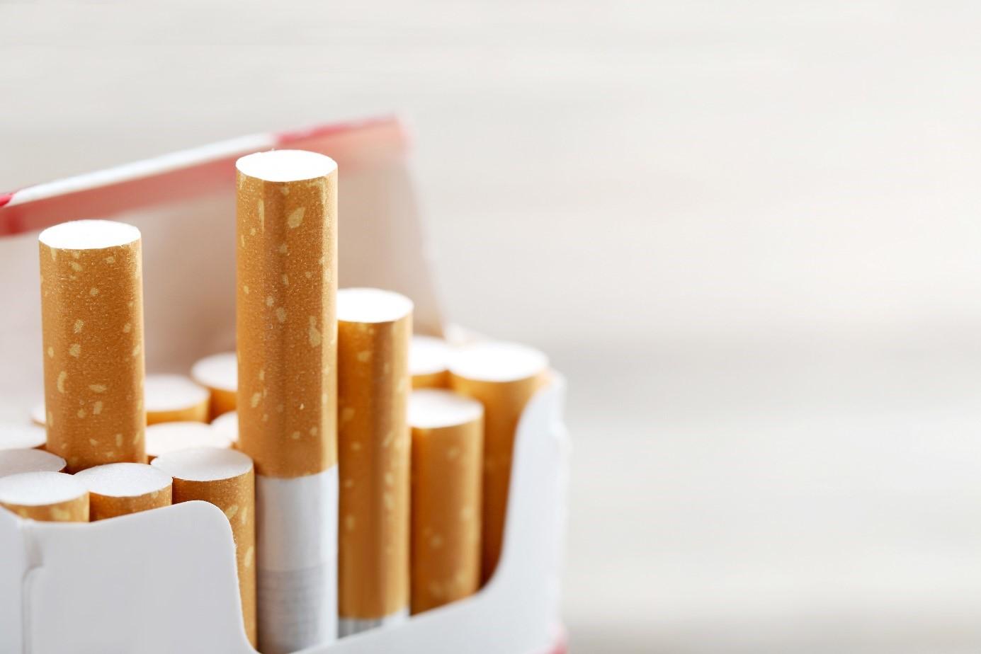 Menthol-Verbot 2020 für Menthol-Zigaretten